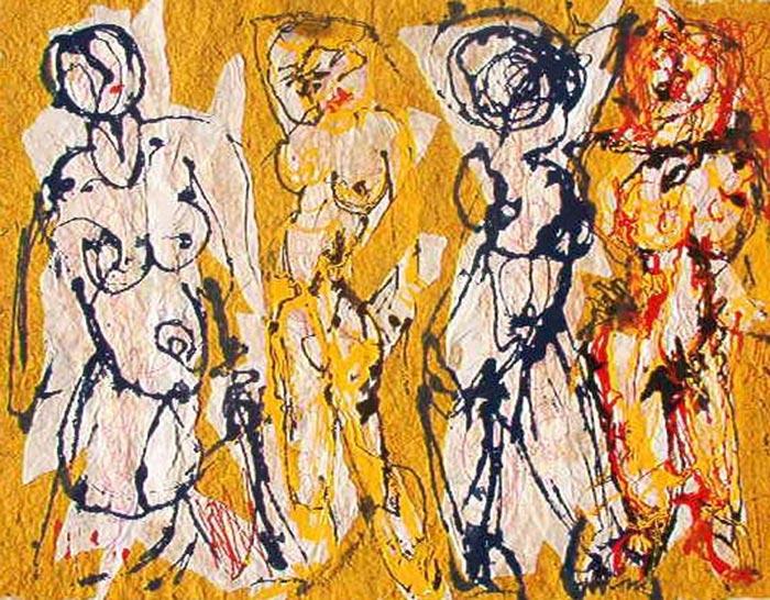 Figure nel giallo