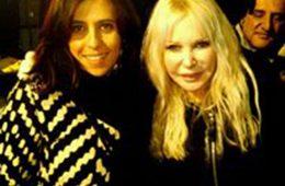 Con Ivana Spagna