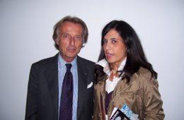 Con Luca C. di Montezemolo